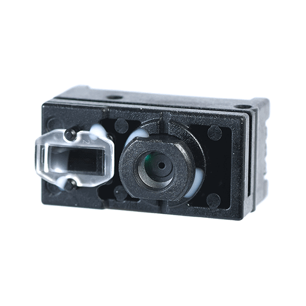 The Opticon MDC-100 CCD-Based Module from the front.