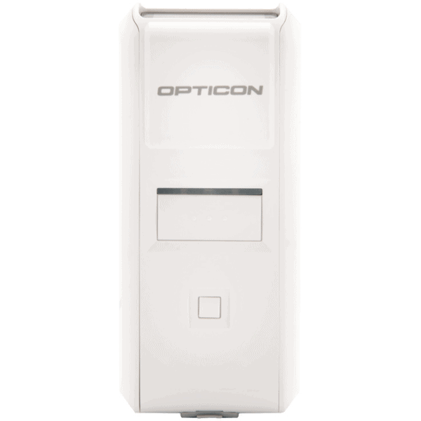 The Opticon OPN-4000 from the top.