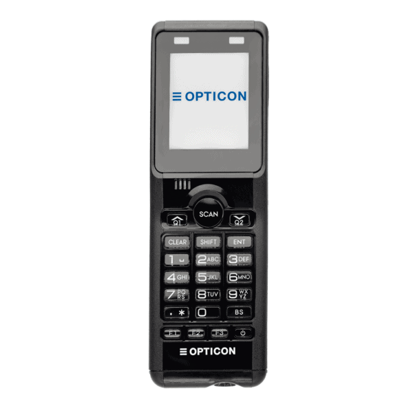 The Opticon OPH-5000i from the front