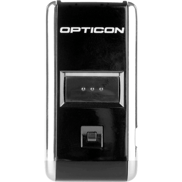 Opticon OPN-2001 from the top